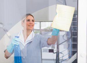Kunststofffenster richtig reinigen
