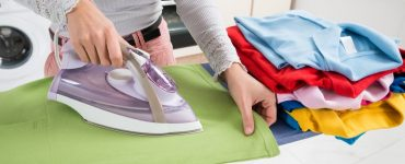 Bügeleisen reinigen und entkalken