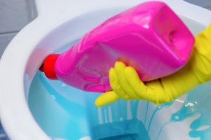 Badezimmer richtig putzen