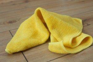 Mikrofasertuch - das perfekte Reinigungstuch