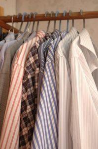 Fettflecken aus Kleidern entfernen