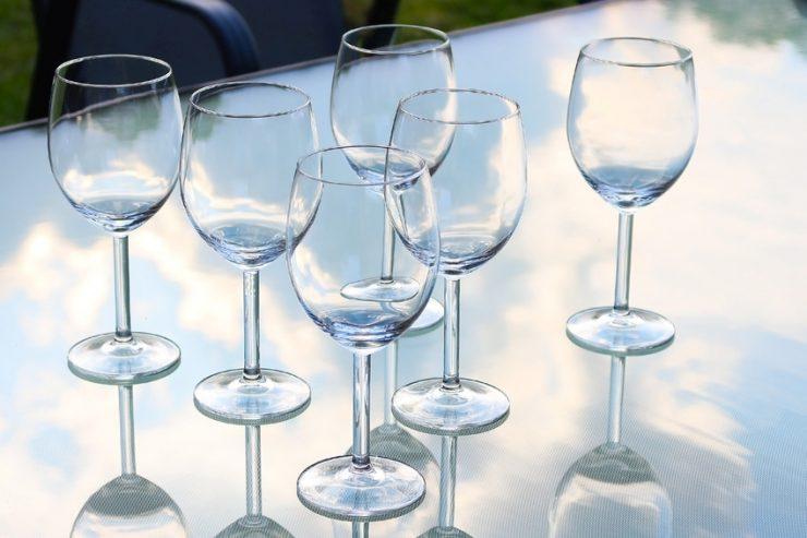 Favorit Milchige Gläser: Ursachen und was hilft gegen trübe Trinkgläser EW91