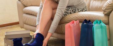 Schuhe drücken - was tun?