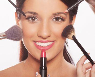 Make-up Flecken - was hilft?