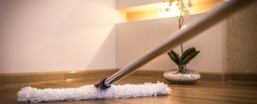 Vinylboden reinigen und pflegen