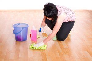 linoleum reinigen und pflegen. Black Bedroom Furniture Sets. Home Design Ideas