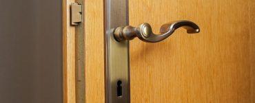 Türen putzen