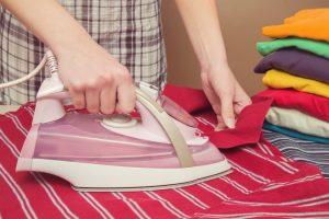 Richtig bügeln lernen - so geht's