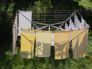 Wäsche trocknen - so wird's richtig gemacht