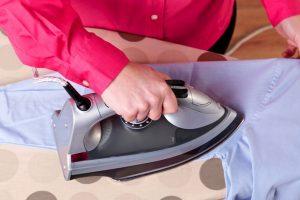 Hemden bügeln