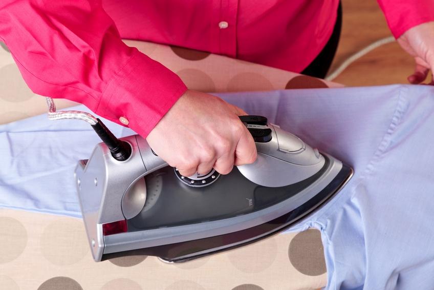 bügeln lernen