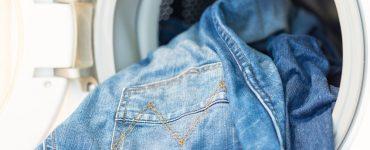 Jeans waschen - so geht's
