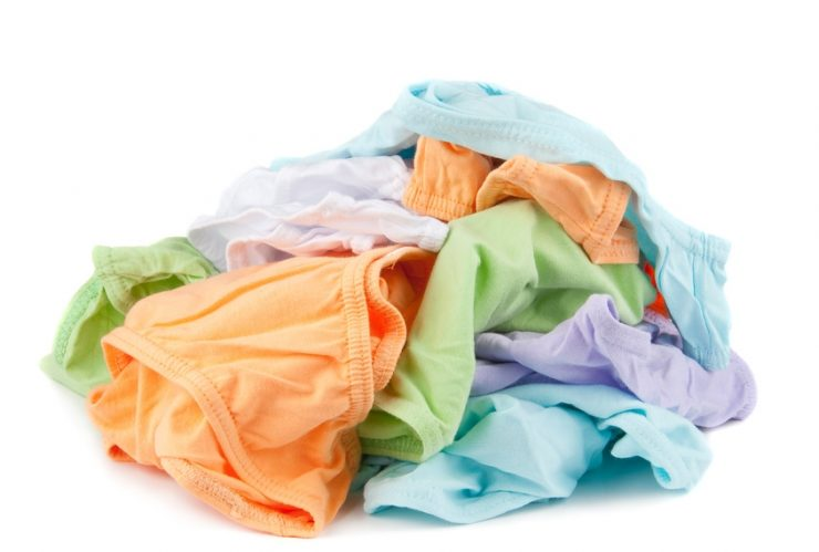Unterwäsche waschen - so geht's richtig